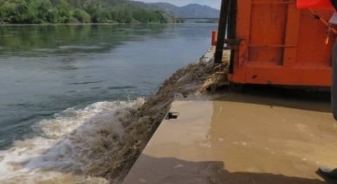 Ebro aporta 1,2 y 3,5 millones toneladas más sedimentos frenar subsidencia