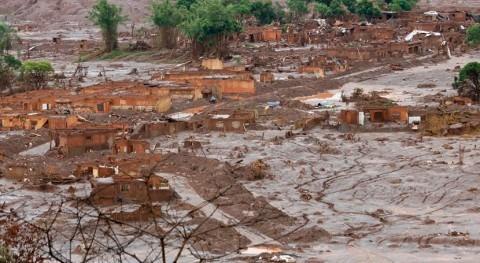 Vale y BHP pagarán 317 millones euros ruptura presa Brasil 2015