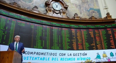 Suez vende 6,5% acciones matriz Aguas Andinas 100 millones dólares