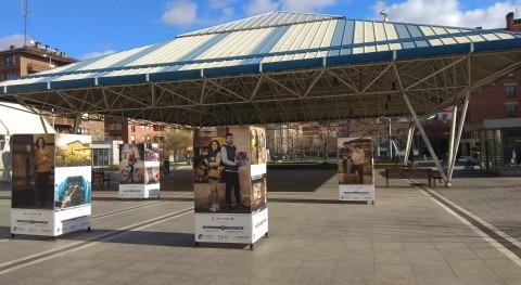 exposición fotográfica Berdearaba se podrá visitar Llodio 20 marzo