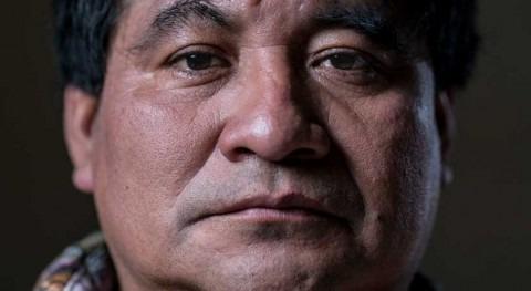 Prisión provisional líder indígena guatemalteco que lucha proyectos hidroeléctricos