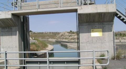 CHE adjudica proyecto mantenimiento Canales Monegros y Sástago, Huesca