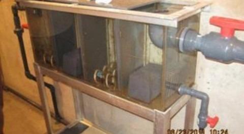 Pruebas control mejillón cebra Biobox