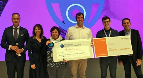 BioForward gana edición española 2019 ClimateLaunchpad