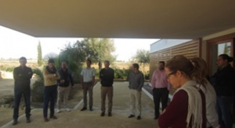 Fundación CENTA acoge segunda reunión Comité Directivo Proyecto BioSolWaRe-Life