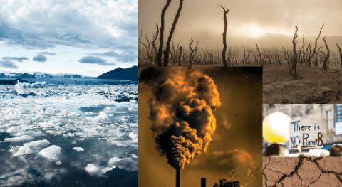 Cambio climático: problema urgente que no puede esperar