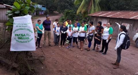 Blandones, más limpia y saludable al implementar metodología saneamiento