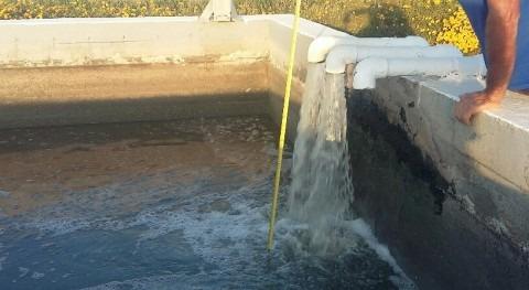 ¿Se miden correctamente caudales campañas aforo aguas residuales?