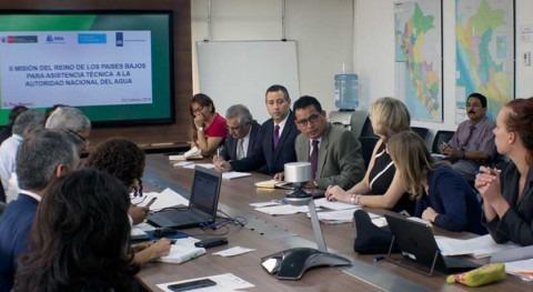 Perú fortalecerá capacidades prevención desastres, inundaciones y saneamiento