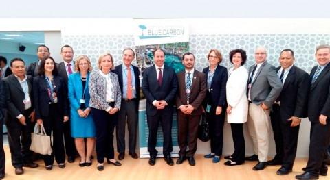 Convención Ramsar se une Alianza internacional carbono azul