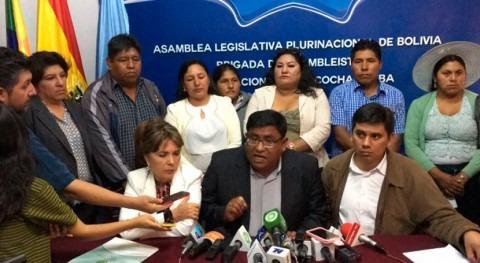 Gobierno boliviano exige Semapa que garantice suministro agua Misicuni Cochabamba