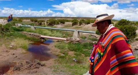 Más medio millón personas se benefician programas Fondo Agua Bolivia