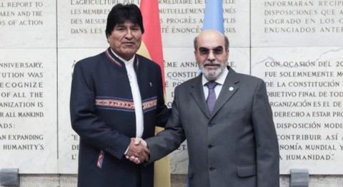 Bolivia solicitará financiación al Fondo Verde proyectos agua