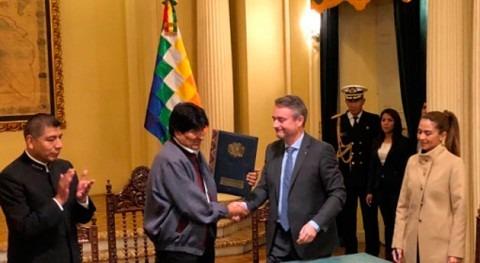 Bolivia recibirá ayuda 51 millones euros UE gestión integral agua