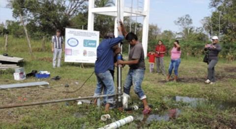 20.000 personas Bolivia derecho humano al agua es ahora realidad