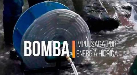 Desarrollado México prototipo bomba agua uso agrícola