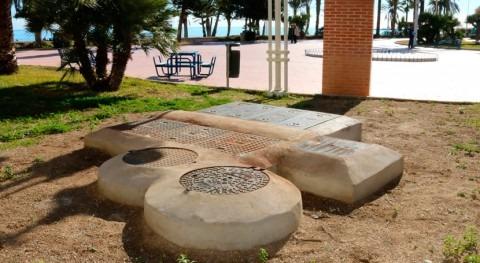 Málaga pone servicio bombeo evitar vertidos playa Misericordia