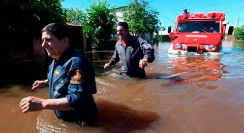 Inclam y Asociación Bomberos, unidos prevención desastres naturales