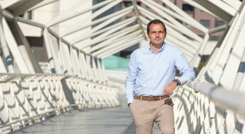 """Borja Sanz: """" sector agua tiene que dar salto digitalización activos"""""""