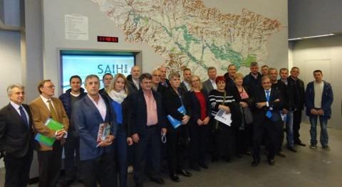 Bosnia i Herzegovina se fija gestión agua Confederación Ebro