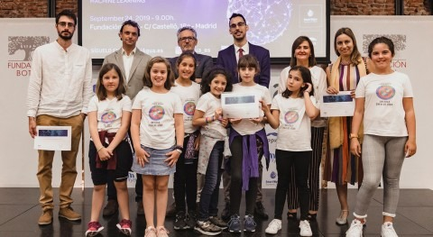 Fundación Botín entrega VI Premios Gestión Sostenible Agua 2019