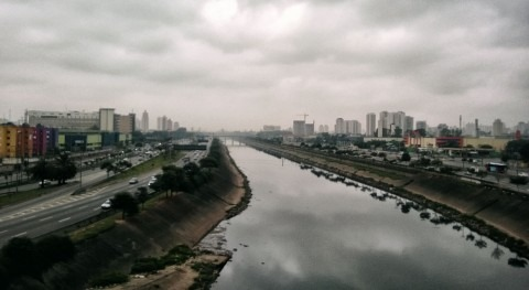 Brasil, tanta agua y tan poca
