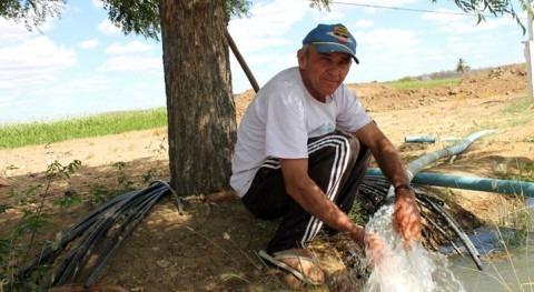 Brasil, sequía, cultivará menos agua gracias tecnología