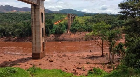 fallecidos rotura presa Brumadinho ascienden 165