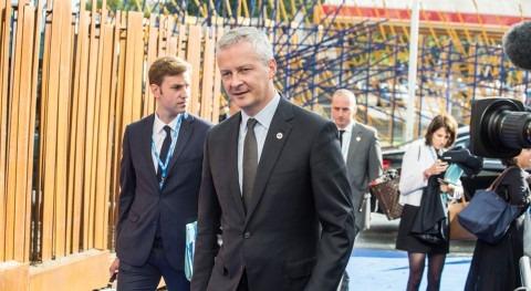 """ministro Bruno Maire advierte Veolia y Suez: """"No demos espectáculo al resto mundo"""""""