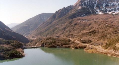 CHE licita obra adecuación desagües fondo presa Búbal Huesca