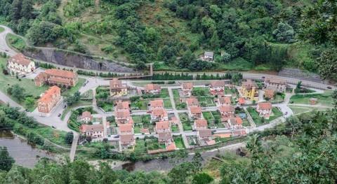 Gobierno Asturias inicia trabajos dotar saneamiento Campañones y Bustiello
