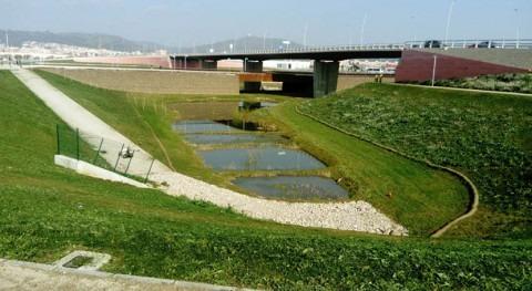 Ca n'Alemany gana premio mejor actuación hídrica entorno urbano convocado SMAGUA