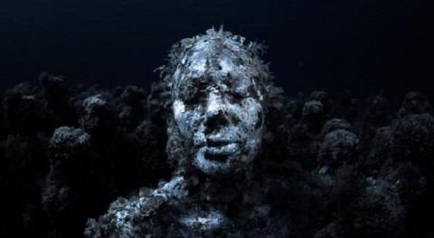 esculturas acuáticas Taylor: mensaje arte cambio climático