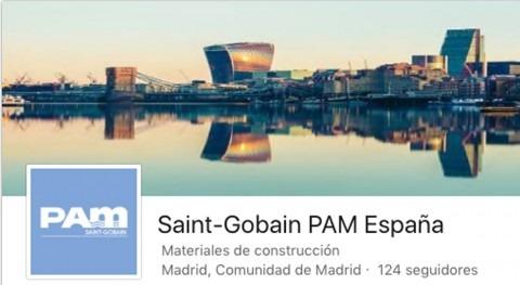 Saint-Gobain PAM España estrena página oficial LinkedIn