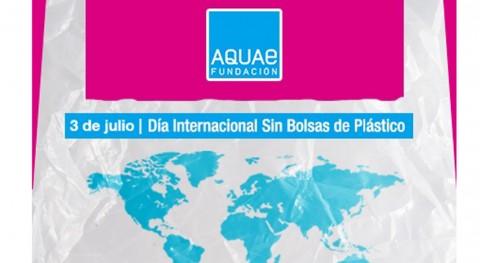 Fundación Aquae nos recuerda que cada segundo se vierten 200 kilos plástico nuestros océanos