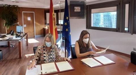 Firmado convenio actuaciones saneamiento y depuración 27 millones Lanzarote