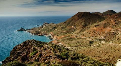 ¿Cuáles son zonas más áridas España?