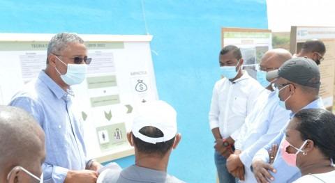 proyecto hidroagrícola Cabo Verde permite emplear agua salada agricultura