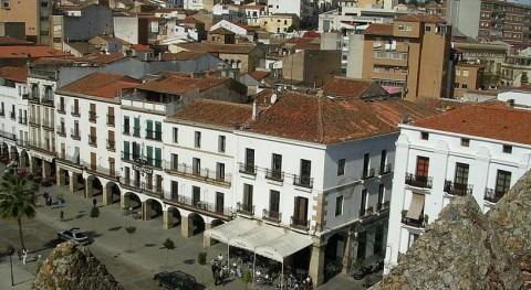 Cáceres (Wikipedia/CC)
