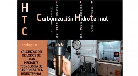 Cadagua presenta Tecnología Carbonatación Hidrotermal VIII Jornadas Lodos
