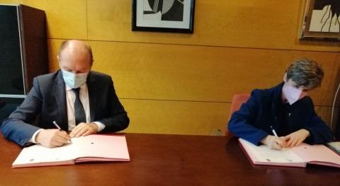 CADASA financiará 400.000 euros calidad agua embalse Arbón 2025