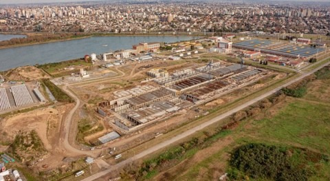 Avanzan obras ampliación Sistema Agua Sur provincia Buenos Aires