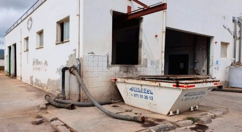 Baleares adjudica mejora varias depuradoras Ibiza importe más 300.000 euros