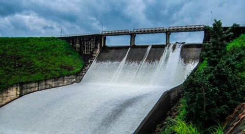 sequía España provoca caída producción hidroeléctrica 54% respecto 2016