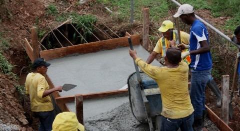 Construyen cajón pluvial minimizar inundaciones Villas Don Bosco