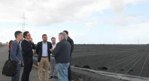 Adjudicada obra que mejorará calidad agua riego Galletas, Canarias
