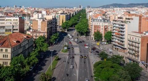 Barcelona comienza obras colector Diagonal reducir riesgo inundaciones