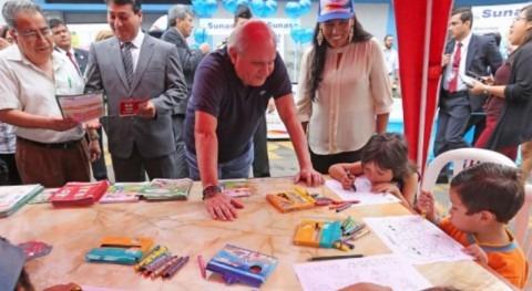 Perú lanza campaña cuidar agua