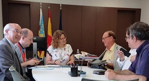 Valencia comparte contratistas reivindicación inversiones hídricas
