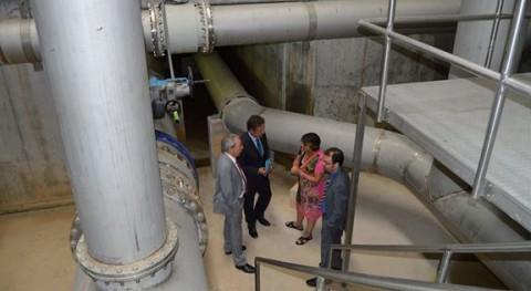 Aqualia gestionará nuevos depósitos Oviedo, capacidad 75.000 m3